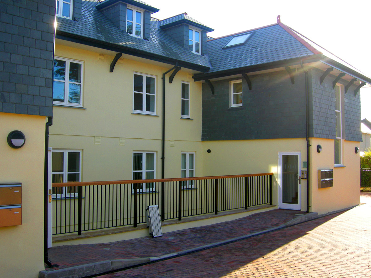 Queen Mary House