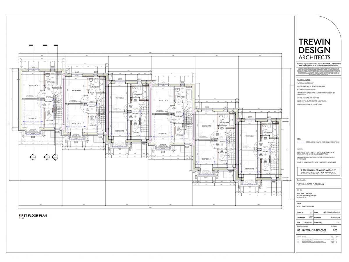 First Floor July 2021