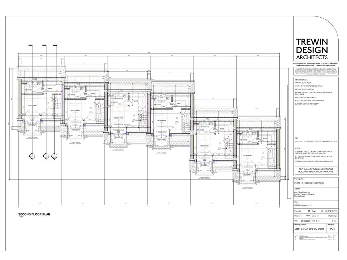 Second Floor July 2021