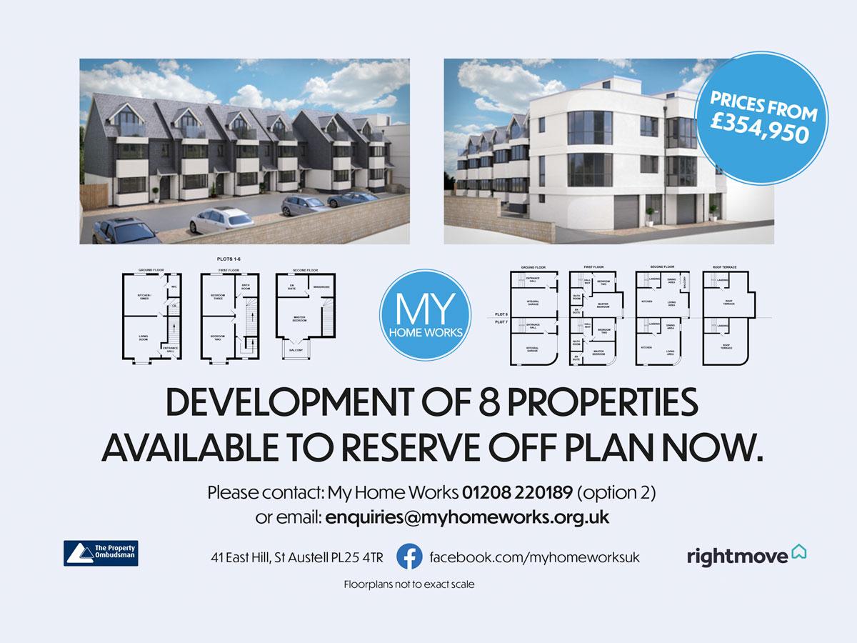Wycliffe Developments Billboard 2021