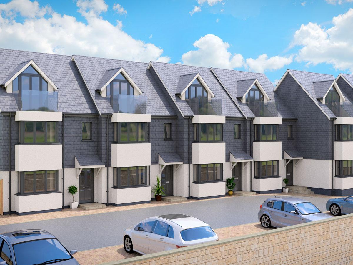 Wycliffe Developments Brighton Terrace Slide 1