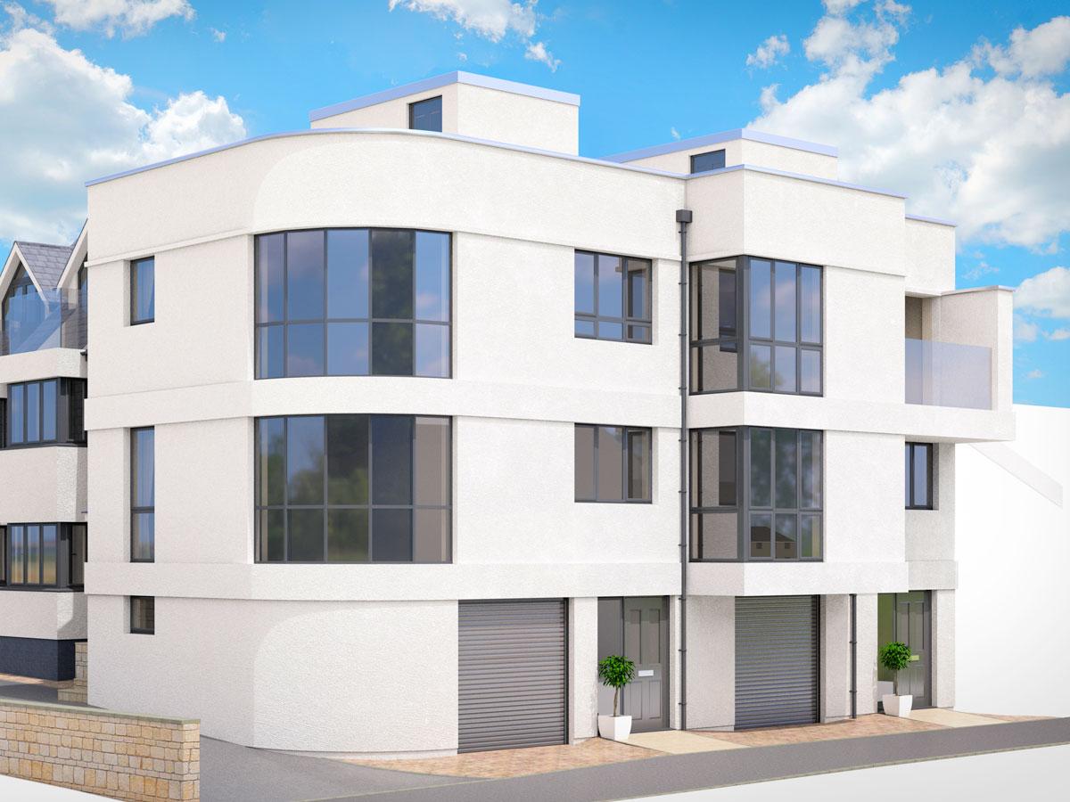 Wycliffe Developments Brighton Terrace Slide 2